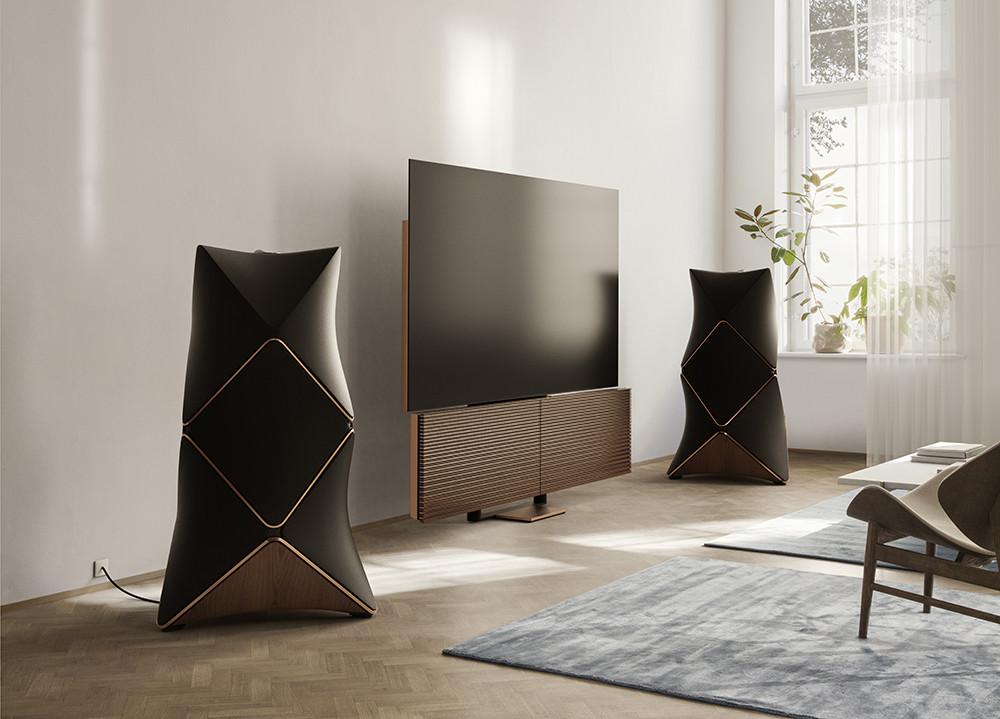 Bang & Olufsen ya tiene su televisor Beovision Harmony en 88 pulgadas de diagonal con panel OLED y su exclusivo sistema de audio