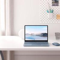 Microsoft Surface Laptop Go: más compacto, más modesto, pero bien plantado como equipo para trabajar y estudiar en remoto
