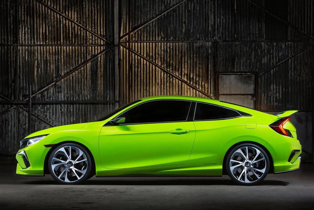 Foto de Honda Civic Concept (4/13)