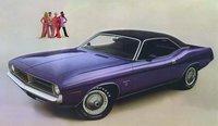 """El Plymouth Barracuda podría volver como un Challenger """"remarcado"""""""