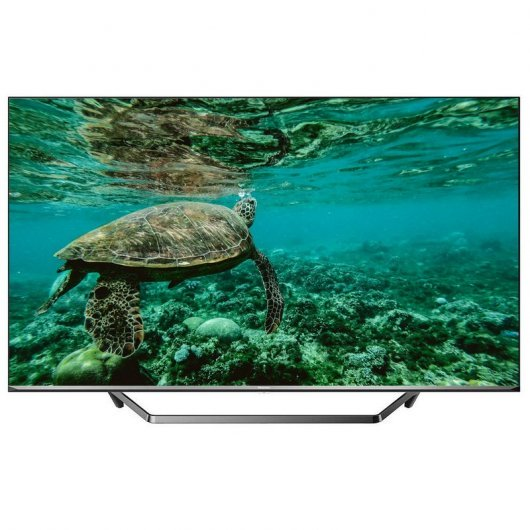 TV ULED Hisense 55U7QF - UHD 4K, Quantum Dot, Full Array, HDR10+, PQI 2500, Dolby Vision/Atmos