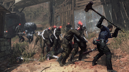 Un vídeo comparativo nos muestra las diferencias de la beta de Metal Gear Survive en Xbox One y PlayStation 4