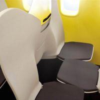 Patentes terribles que podrían convertir los viajes en avión del futuro en un infierno