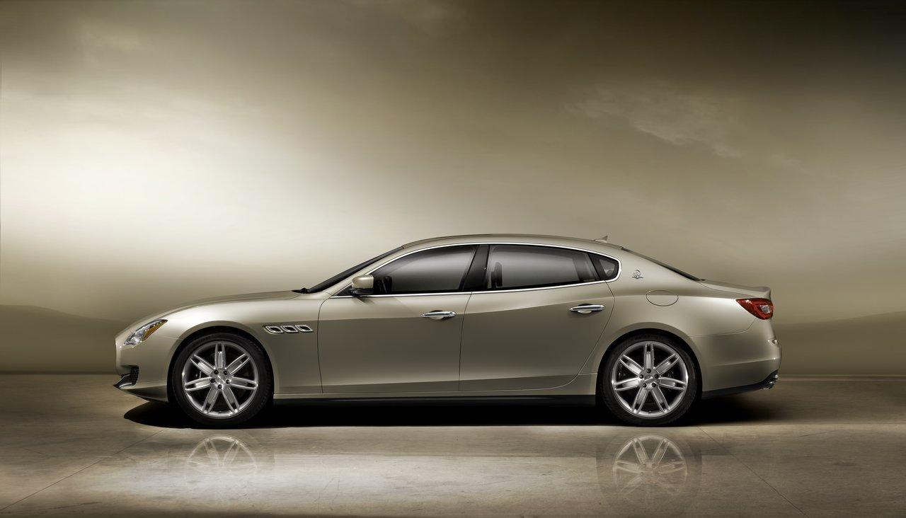 Foto de Maserati Quattroporte (2013) (34/47)