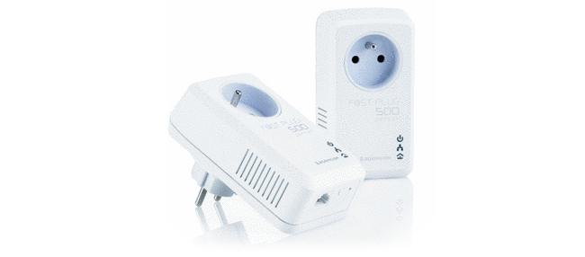 Sagecom Fast Plug 500 Premium, lleva tu red hasta cualquier enchufe