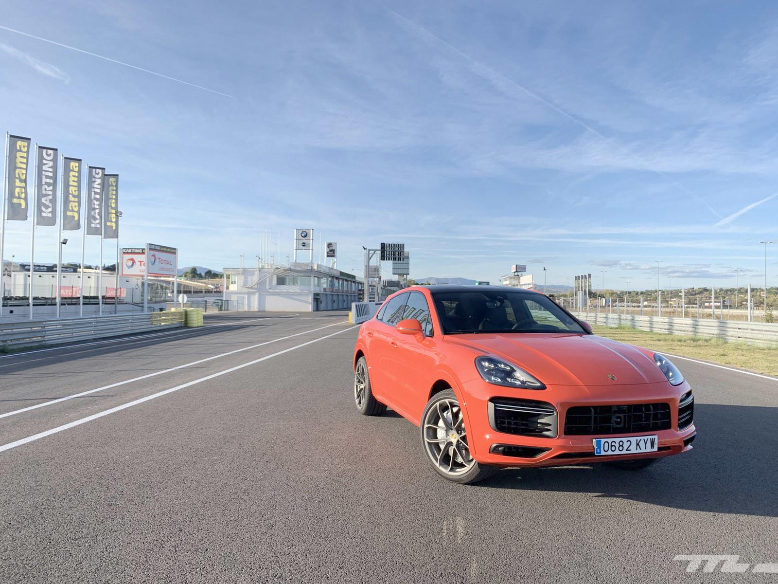 Foto de Porsche Cayenne Coupé Turbo (prueba) (4/42)