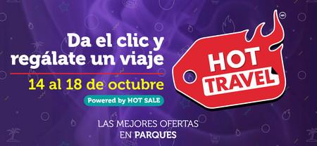 Hot Travel, el Hot Sale de los viajes se celebrará en México del 14 al 18 de octubre