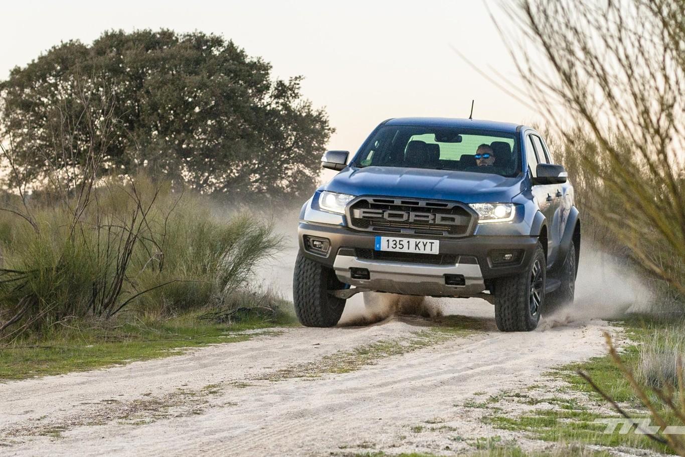 Ford Ranger Raptor 2020 Prueba Intimidante En Carretera Y Divertida En El Campo