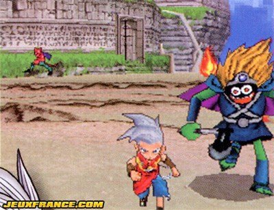 Dragon Quest Monsters J