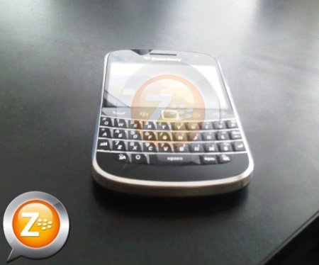 BlackBerry Bold Touch 9900, único smartphone a ser presentado por RIM en el BlackBerry World