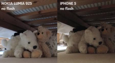 Nokia compara las cámaras de Lumia 925 y iPhone 5, ¿quién gana?