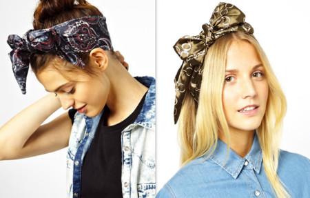 accesorios cabeza pañuelos