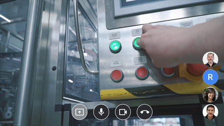 Las Google Glass también se pasan al teletrabajo: los clientes de Workspace podrán usarlas para reuniones inmersivas en Meet
