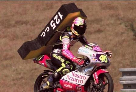 Valentino Rossi cumple 200 GPs este domingo
