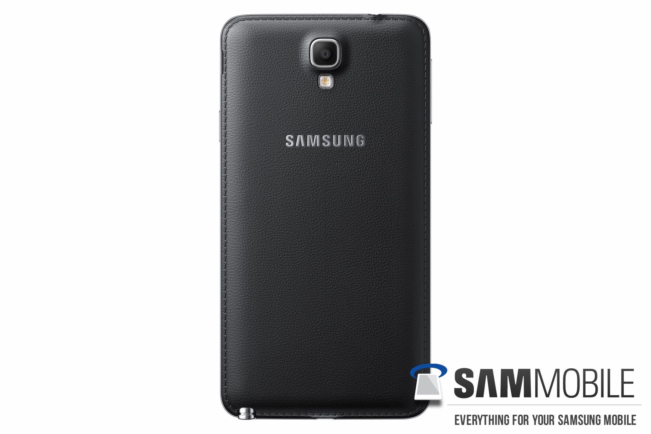 Galaxy Note 3 Neo Leak