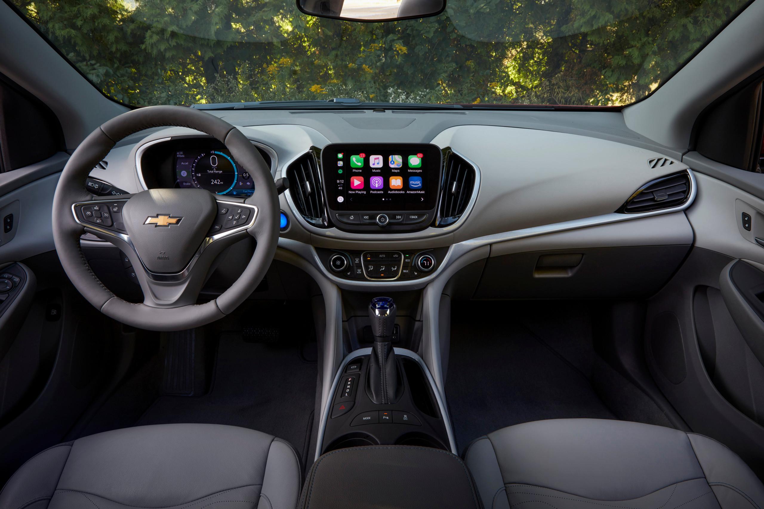 Foto de Chevrolet Volt Premier 2019 (3/6)