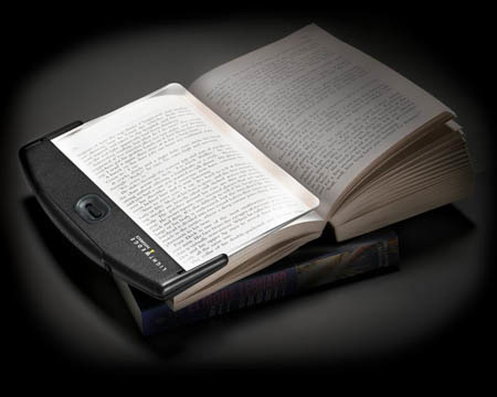 Luz de lectura
