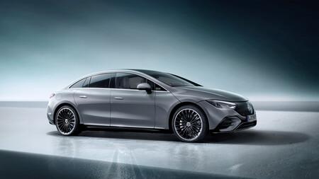 Mercedes-Benz EQE 4