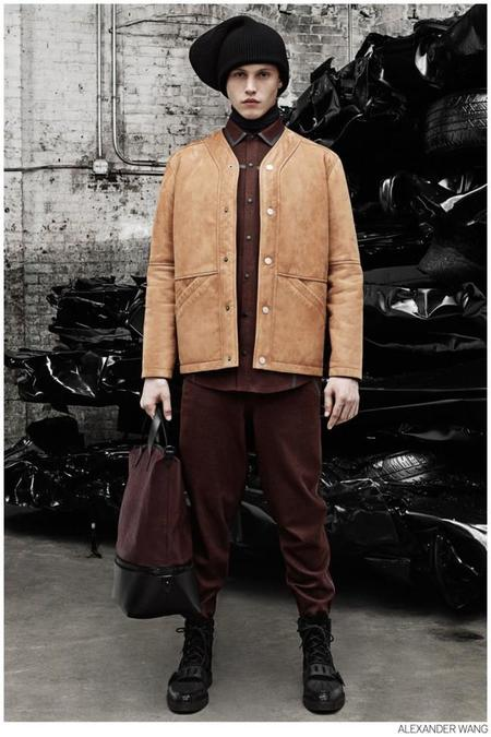 Alexander Wang Fall Winter 2014 Mens Collection 010