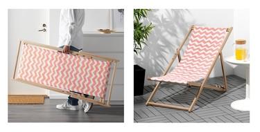 ¡Cuidado! Tras varios accidentes, IKEA retira su hamaca de playa Mysingsö