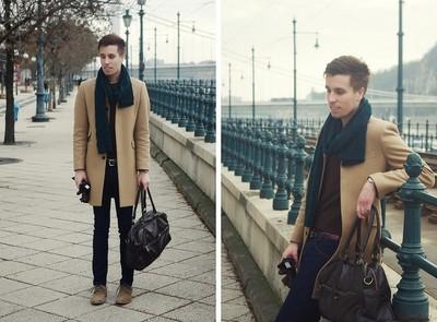 ¡Camel, te necesito! Uno de los colores preferidos de este otoño-invierno (I)