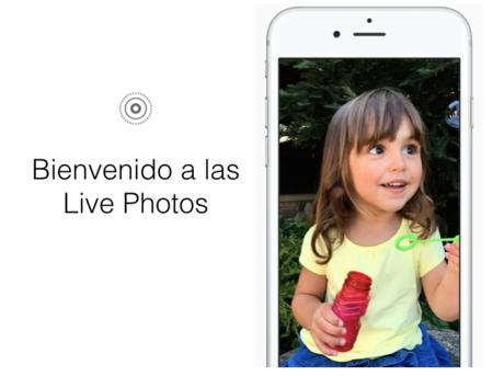 Fotos que se mueven: estas son las Live Photos y así se usan