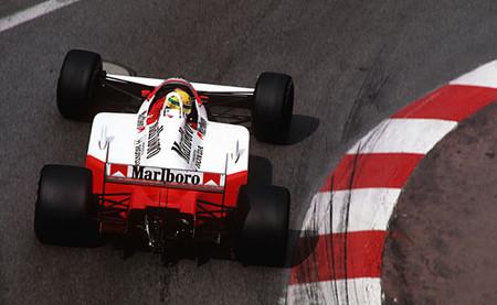 Ayrton Senna - GP Mónaco 1988