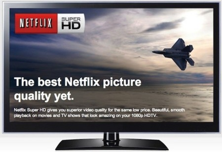 Netflix comienza a emitir a resoluciones 4K en el Reino Unido