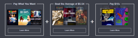 Humble Bundle Game On