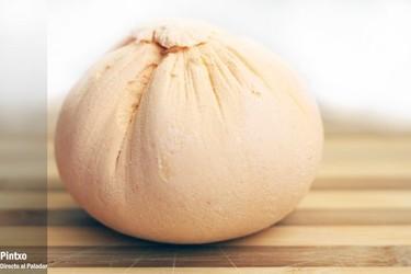 Cata queso de Afuega´l pitu de la quesería artesana La Figar