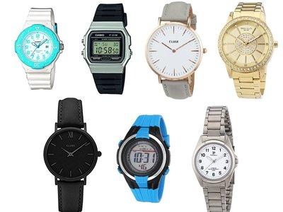 7 relojes de pulsera rebajados en Amazon por si tienes que regalar estas navidades