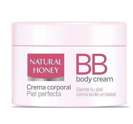 Natural Honey apuesta por las primeras BB corporales