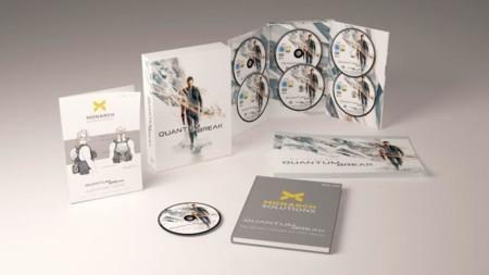 Quantum Break Edicion Coleccionista