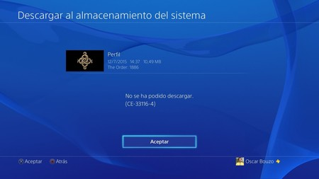 Error CE-33116-4 en PS4: ¿qué es y por qué Sony aún no lo ha corregido en dos años?
