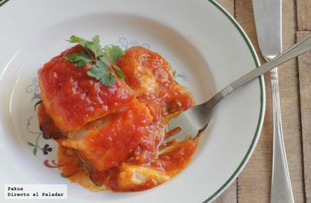 Receta de bacalao con tomate: un clásico que nunca falla