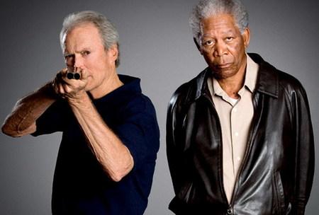 Clint Eastwood y Morgan Freeman en un biopic sobre Duke Ellington
