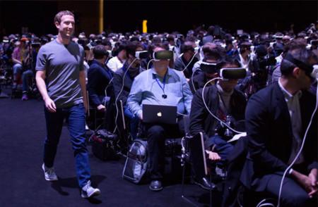 Mark Zuckerberg en el Umpacked