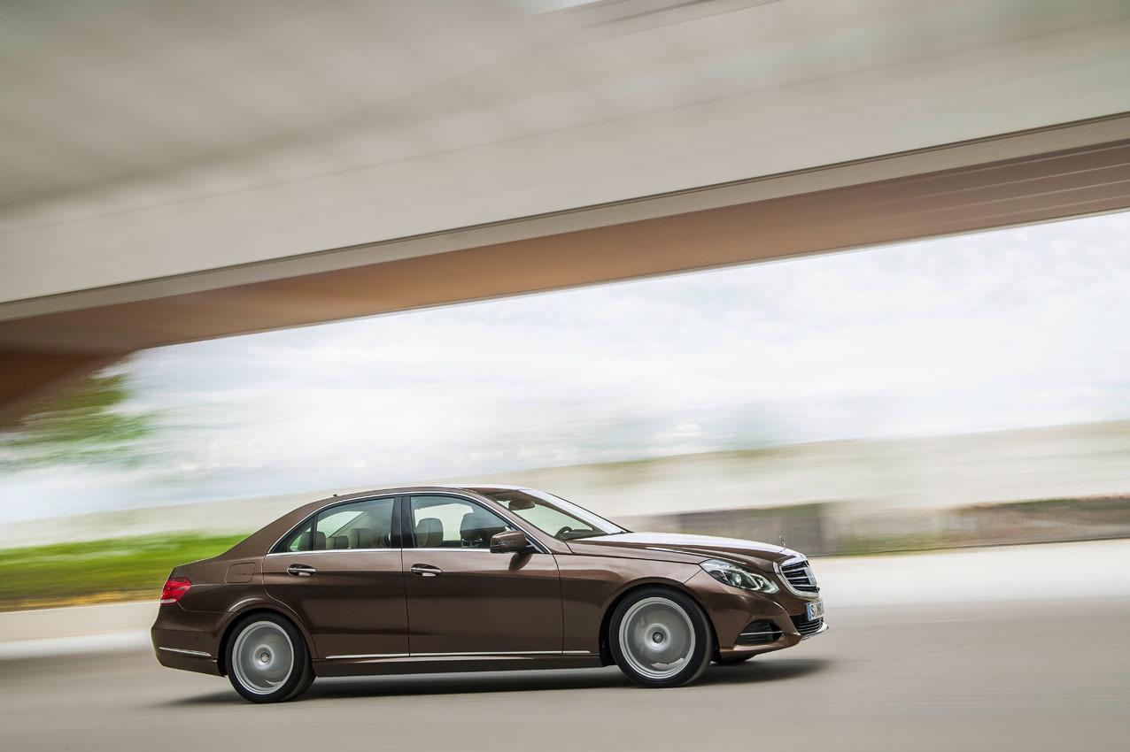 Foto de Mercedes-Benz Clase E 2013 (18/61)