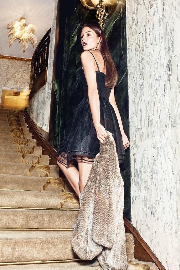 Foto de Lookbook Olivia Palermo para Mango, Otoño-Invierno 2010/2011: todas las imágenes y tendencias (2/6)