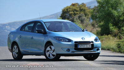 Renault Fluence Z.E., ¿un chollo electrizante?
