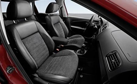 Volkswagen Polo 2014 interior asientos
