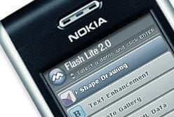 Flash Lite 2.1 para Windows Mobile Smartphone Edition