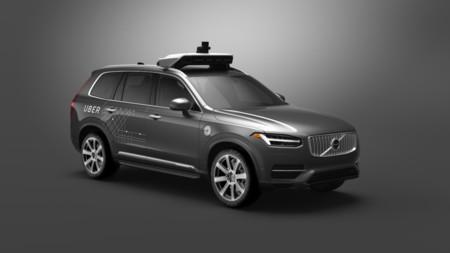 Uber se adelanta a la conducción autónoma de mano del Volvo XC90