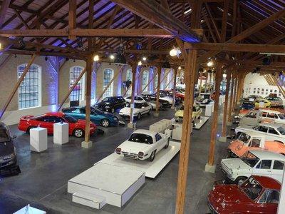 Mazda abre su primer museo de clásicos en Europa: 45 modelos y 100 años de evolución