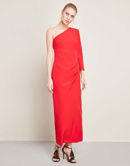 Vestido Rojo Rebajas Elcorteingles