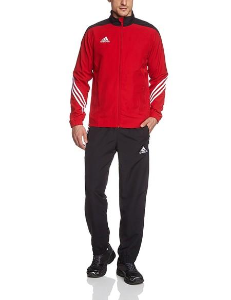 Podemos hacernos con el chándal deportivo Adidas Sere14 PRE Suit desde 26,40 euros en Amazon