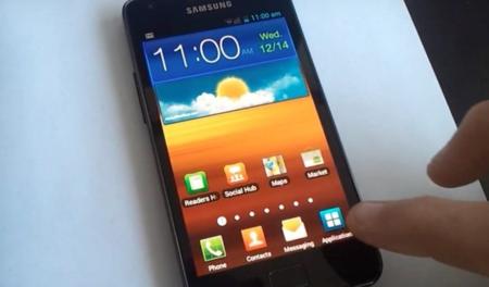 Samsung, no dejes que TouchWiz arruine la experiencia Ice Cream Sandwich