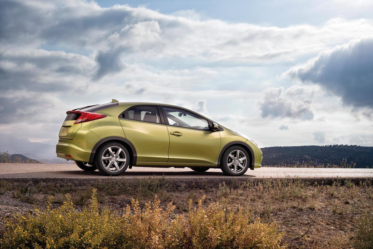 Foto de Honda Civic 2012 (118/153)