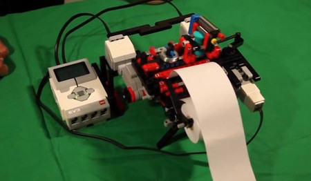 Impresora Braille 3