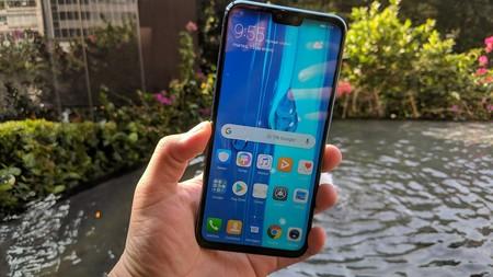 Huawei Y9 2019 Impresiones Pantalla Notch